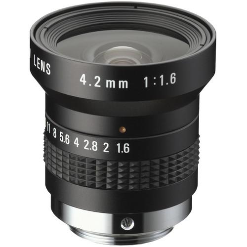 Ricoh C-Mount 4.2mm M Series Lens with Locking Screws
