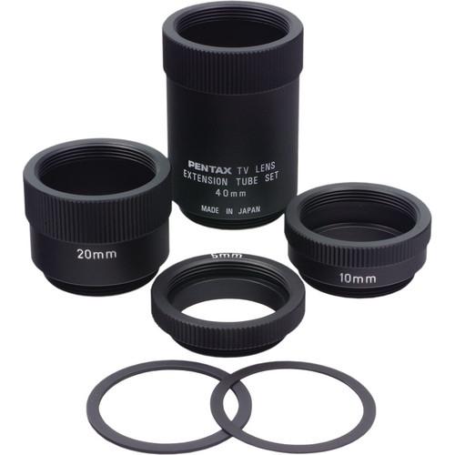 Ricoh C90100 EX-C6 Extension Tube Kit (Matt Black)
