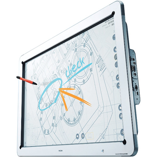 """Ricoh D5500 55"""" Interactive Whiteboard LCD Display"""