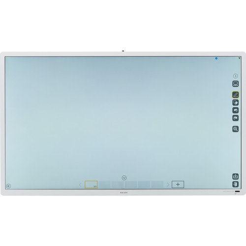 "Ricoh D8400 84"" Interactive Whiteboard Display"