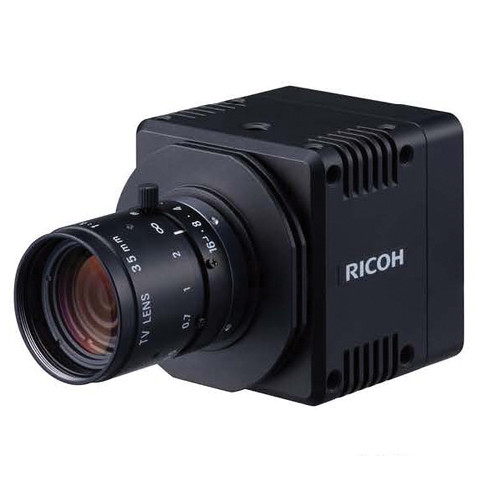Ricoh C-Mount 8.5mm f/1.7 Fixed Lens for EV-G030B1 VGA Monochrome Extended Depth of Field Camera