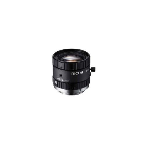 Ricoh C-Mount 8mm f/1.4-16 FL Series Manual Iris Fixed Focal Lens