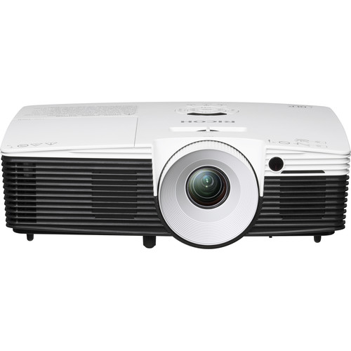 Ricoh PJ HD5450 Single-Chip Full HD 1080p DLP Projector