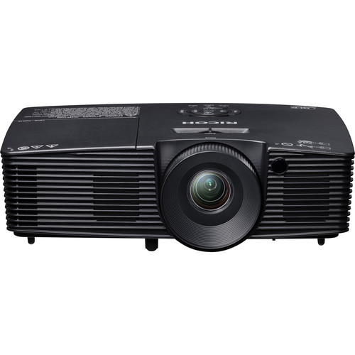Ricoh PJ S2240 3000-Lumen Single-Chip Compact DLP Projector
