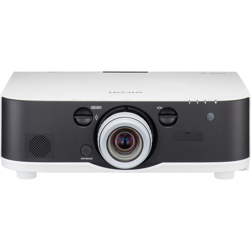 Ricoh PJ WU6181N 6200-Lumen WUXGA LCD Projector (No Lens)