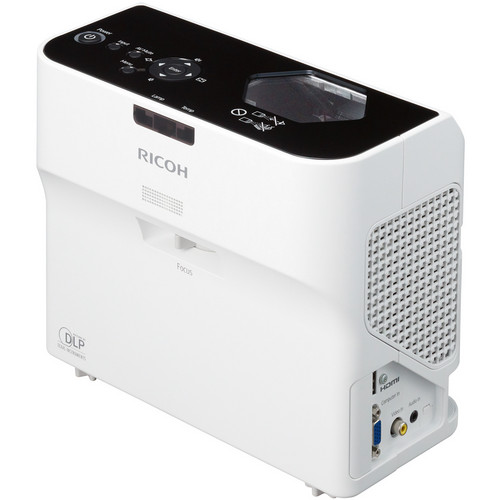 Ricoh PJ WX4130 Ultra-Short-Throw Projector