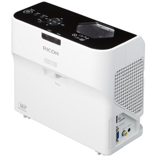 Ricoh PJ WX4130 Ultra-Short-Throw Projector