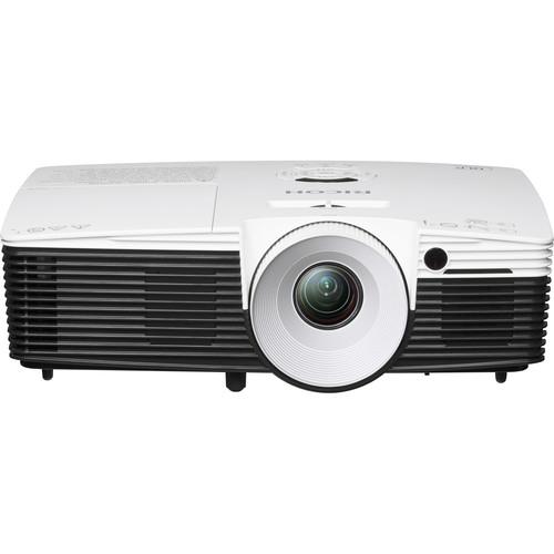 Ricoh PJ WX5460 4100-Lumen WXGA Single-Chip DLP Projector