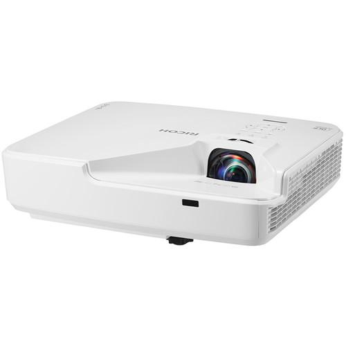 Ricoh 3200-Lumen WXGA Short Throw DLP Projector