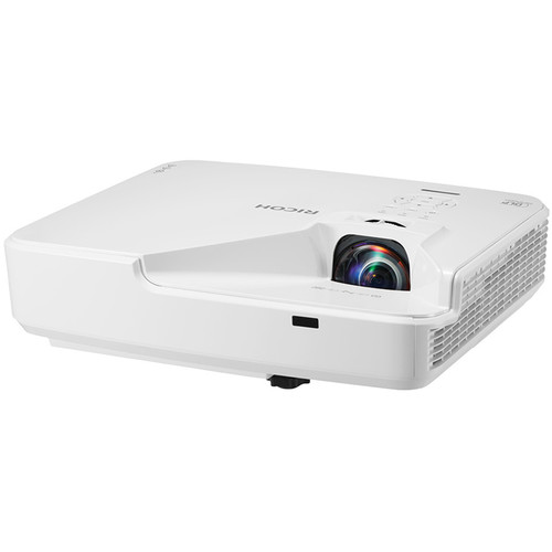 Ricoh 3000-Lumen XGA Short Throw DLP Projector