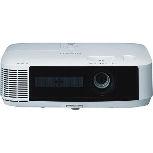 Ricoh PJ X5371N 5000 Lumen XGA 3LCD Business Projector