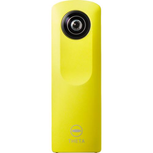 Ricoh Theta m15 Spherical VR Digital Camera (Yellow)