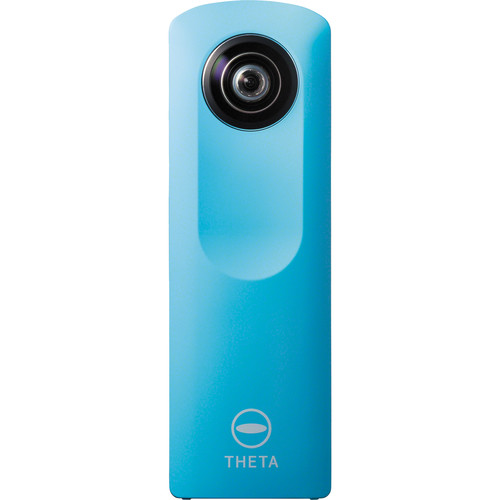 Ricoh Theta m15 Spherical VR Digital Camera (Blue)