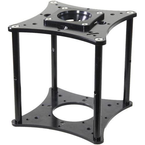 """RigWheels RigPlate Camera Riser - 8"""" Riser with 75mm Bowl"""
