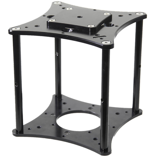 """RigWheels Rigplate Camera Riser - 8"""" Riser With Flat Adapter"""