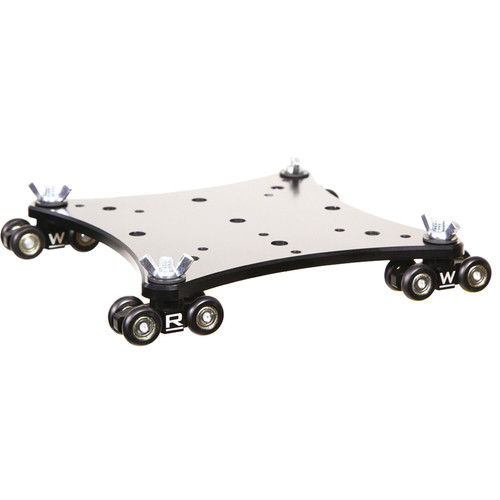 RigWheels MWS1 MicroWheel Stage-1 Portable Camera Slider Carriage