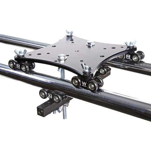RigWheels MWS2 MicroWheel Stage-2 Linear Slider Carriage