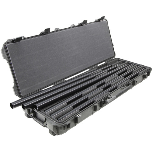 RigWheels 10' PortaRail Traveler Kit with Hard Case
