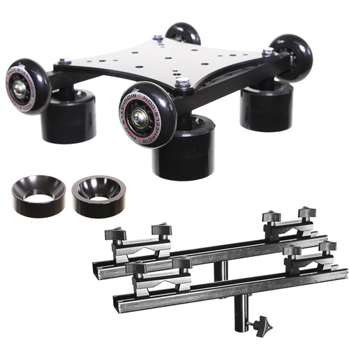 RigWheels RDB1 RailDolly Camera Dolly Kit