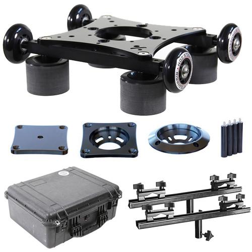 RigWheels RailDolly Pro Traveler Kit