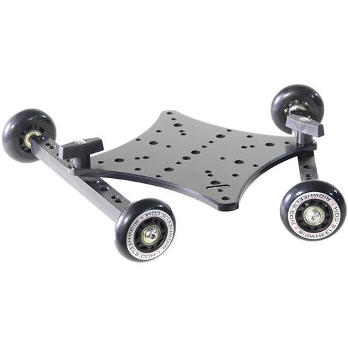 RigWheels RigSkate 2 Tabletop/Skater Dolly (Base Only)