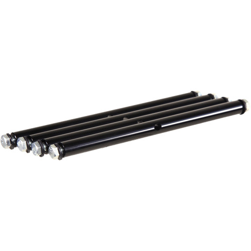 """RigWheels Riser Kit with 8"""" Stand Offs with 5/16"""" Threads (Set of 4)"""