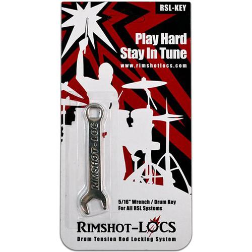 "Rimshot-Locs RSL-KEY 5/16"" Key/Wrench Turning and Locking Tool for Rimshot-Locs"