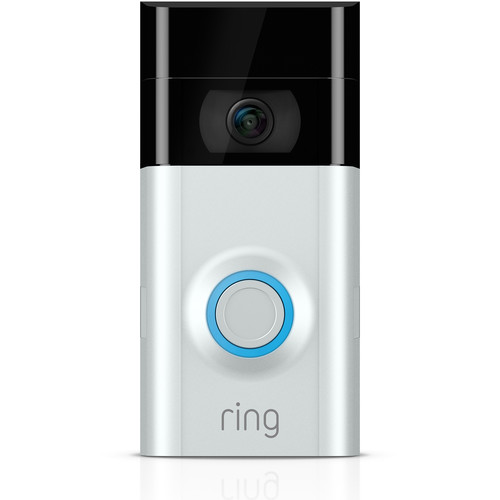 Ring 1080p Video Doorbell 2 with Night Vision