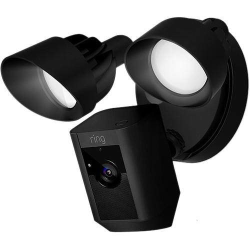 Ring Floodlight Cam (Black)