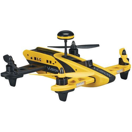 RISE Vusion 250 Extreme FPV Racer Ready-to-Fly Drone with 2MP Camera (200mW)