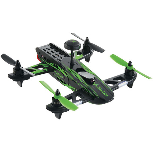 RISE Vusion 250 Extreme FPV Racer Drone with 2MP Camera (200mW)