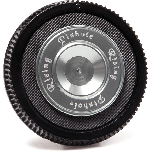 Rising Standard Pinhole for Canon FD Mount