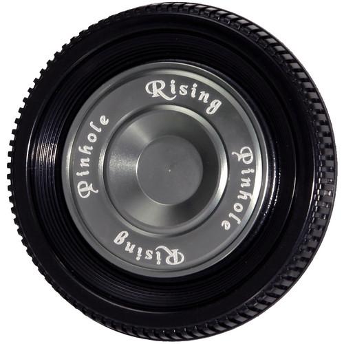 Rising Standard Pinhole for Nikon F Mount