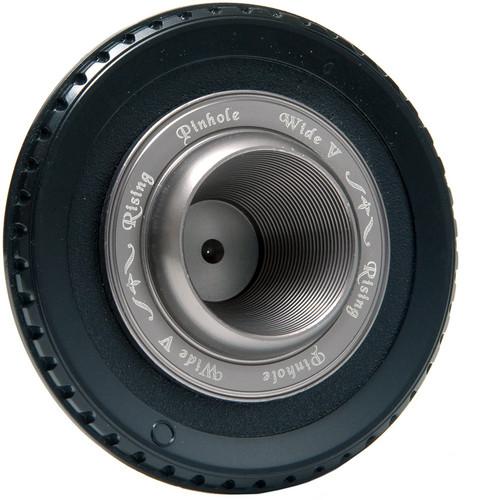 Rising Wide-V Pinhole for Pentax K Cameras