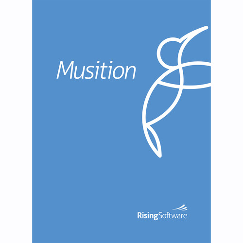Rising Software Musition 5 - Music Theory Software (Institutions, Multi-Seat Site License, Download)