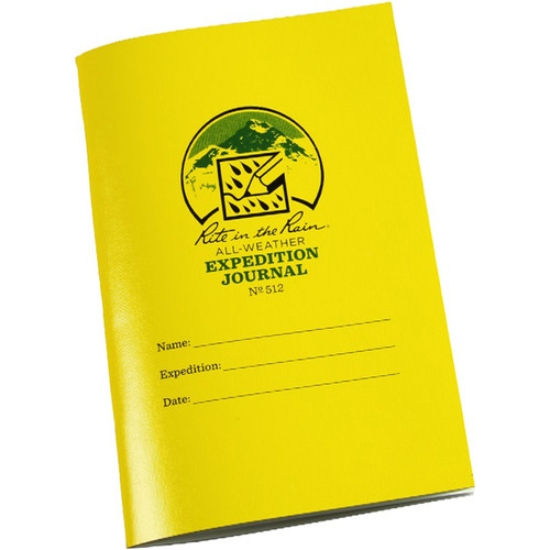 Rite in The Rain All-Weather Expedition Journal with Field-Flex Cover