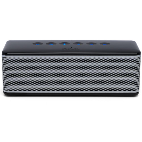RIVA Audio S Bluetooth Wireless Speaker (Black)