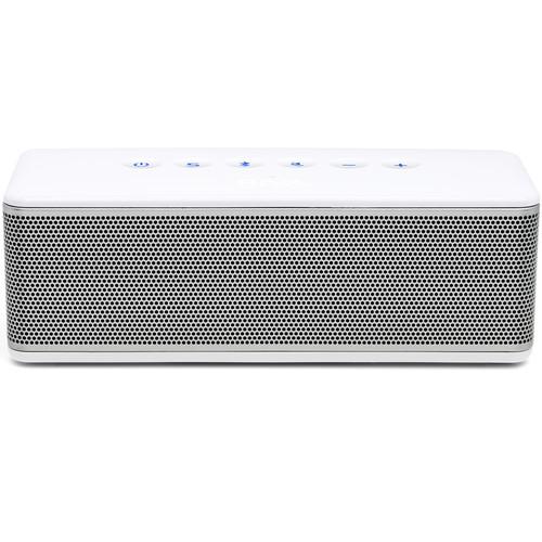 RIVA Audio S Bluetooth Wireless Speaker (White/Silver)