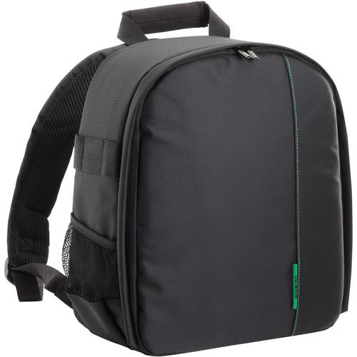 RIVACASE Green Mantis Series SLR Backpack (Black)