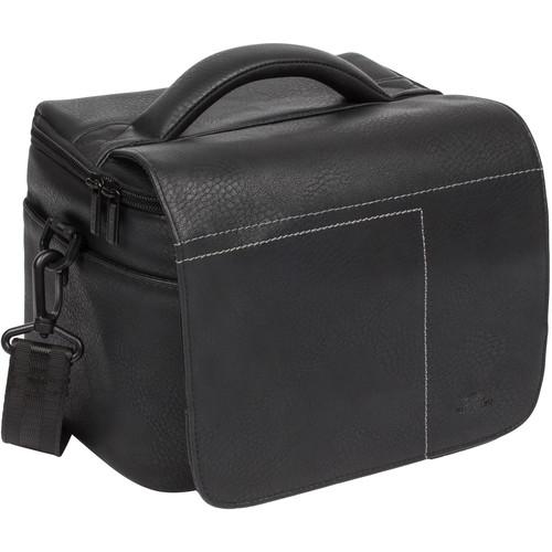 RIVACASE SLR Case Large (Black)