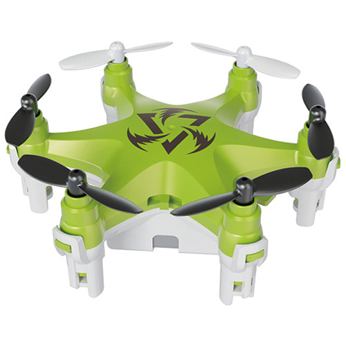 Riviera RC Micro Hexacopter (White/Green)
