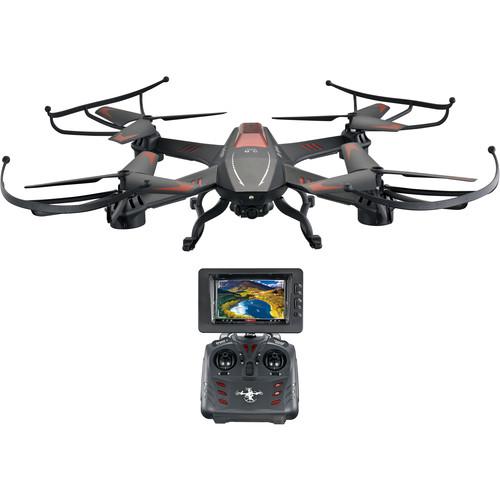 Riviera RC Raptor FPV Drone (Black)