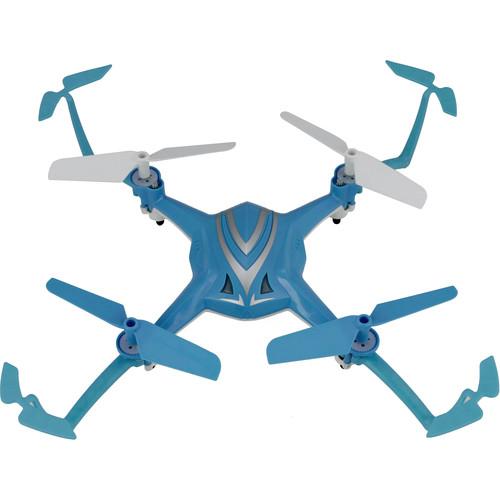 Riviera RC Stunt Quad Drone (Blue)