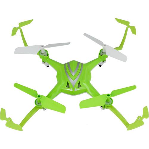 Riviera RC Stunt Quad Drone (Green)