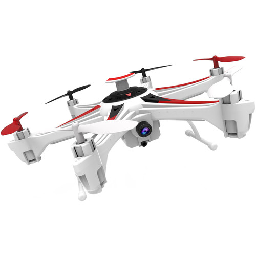 Riviera RC Spinner Hexacopter Wi-Fi Drone with 3D App (White)
