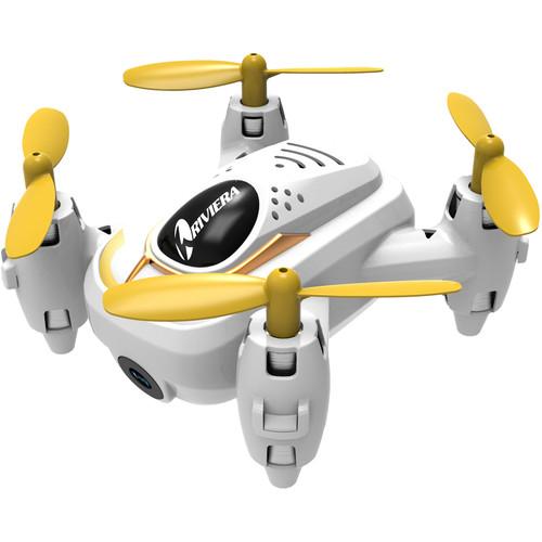 Riviera Radio Controlled Micro Quadcopter with Wifi Camera
