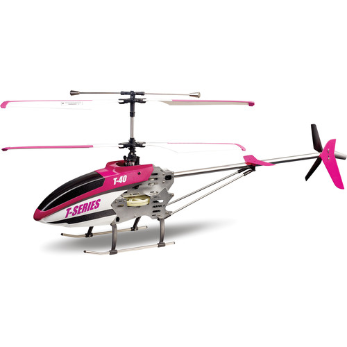 "Riviera 32"" Shuttle Cam Helicopter (Purple)"