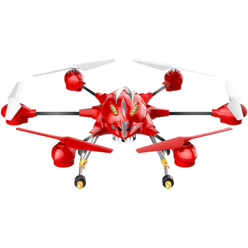 Riviera RC Pathfinder Hexacopter (Red)