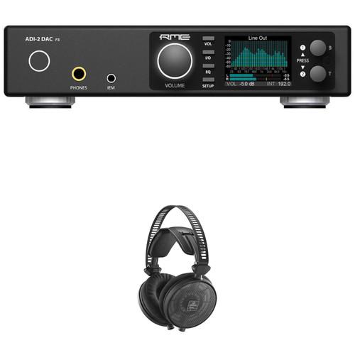 RME ADI-2 DAC and ATH-R70x Headphones Kit