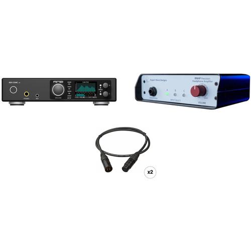 RME ADI-2 USB DAC and RNHP Headphone Amplifier Kit